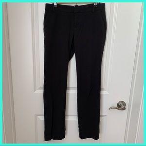 Calvin Klein Black Business Style Dress Pants